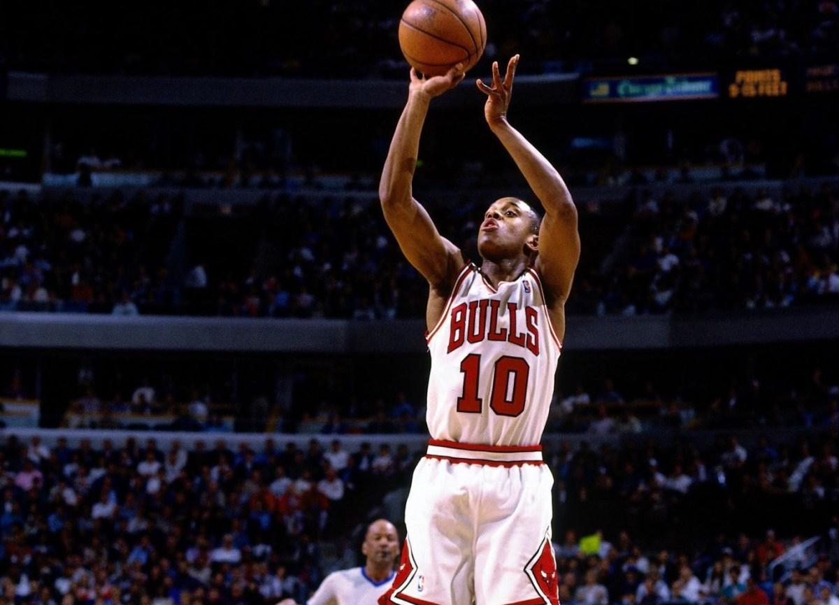 BJ Armstrong, Chicago Bulls