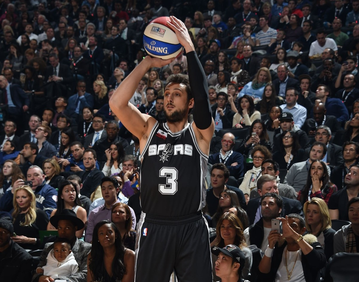 Marco Belinelli, San Antonio Spurs