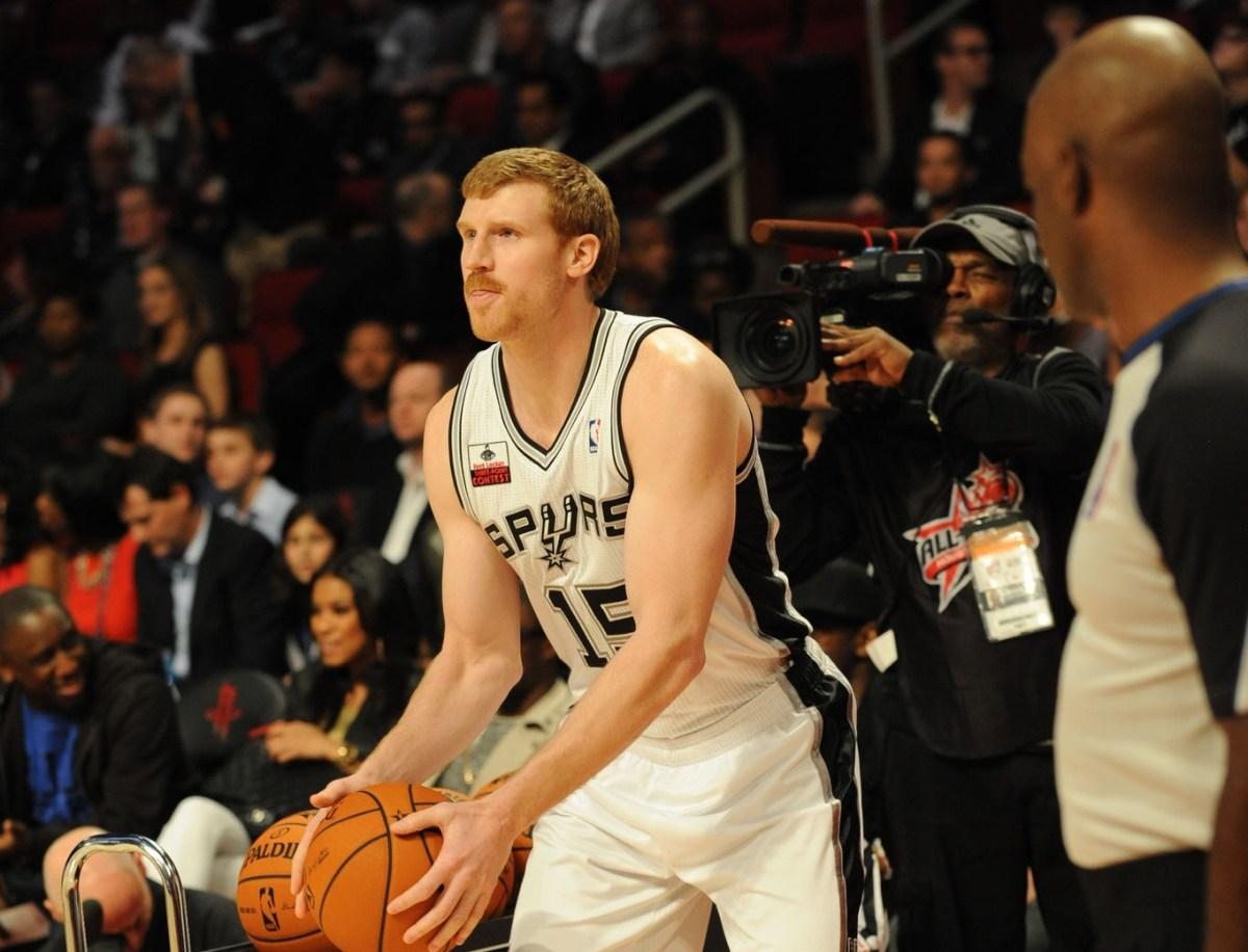 Matt Bonner, San Antonio Spurs