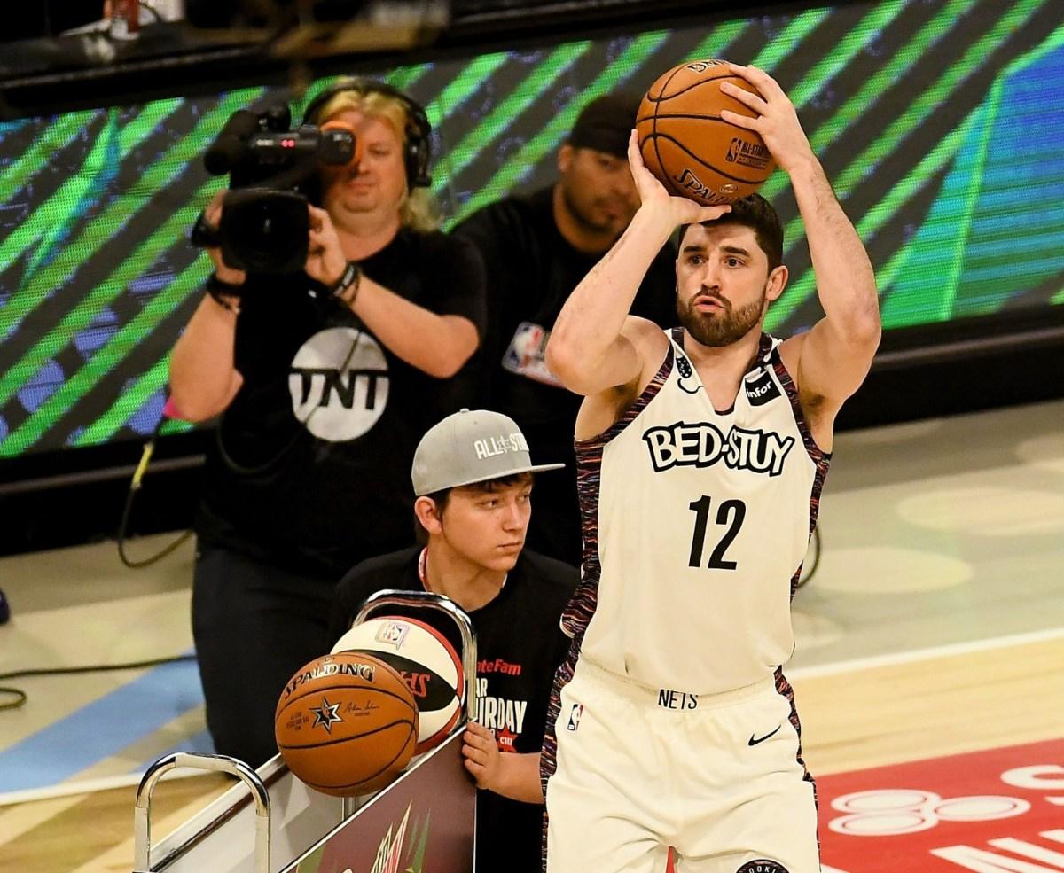 Joe Harris, Brooklyn Nets