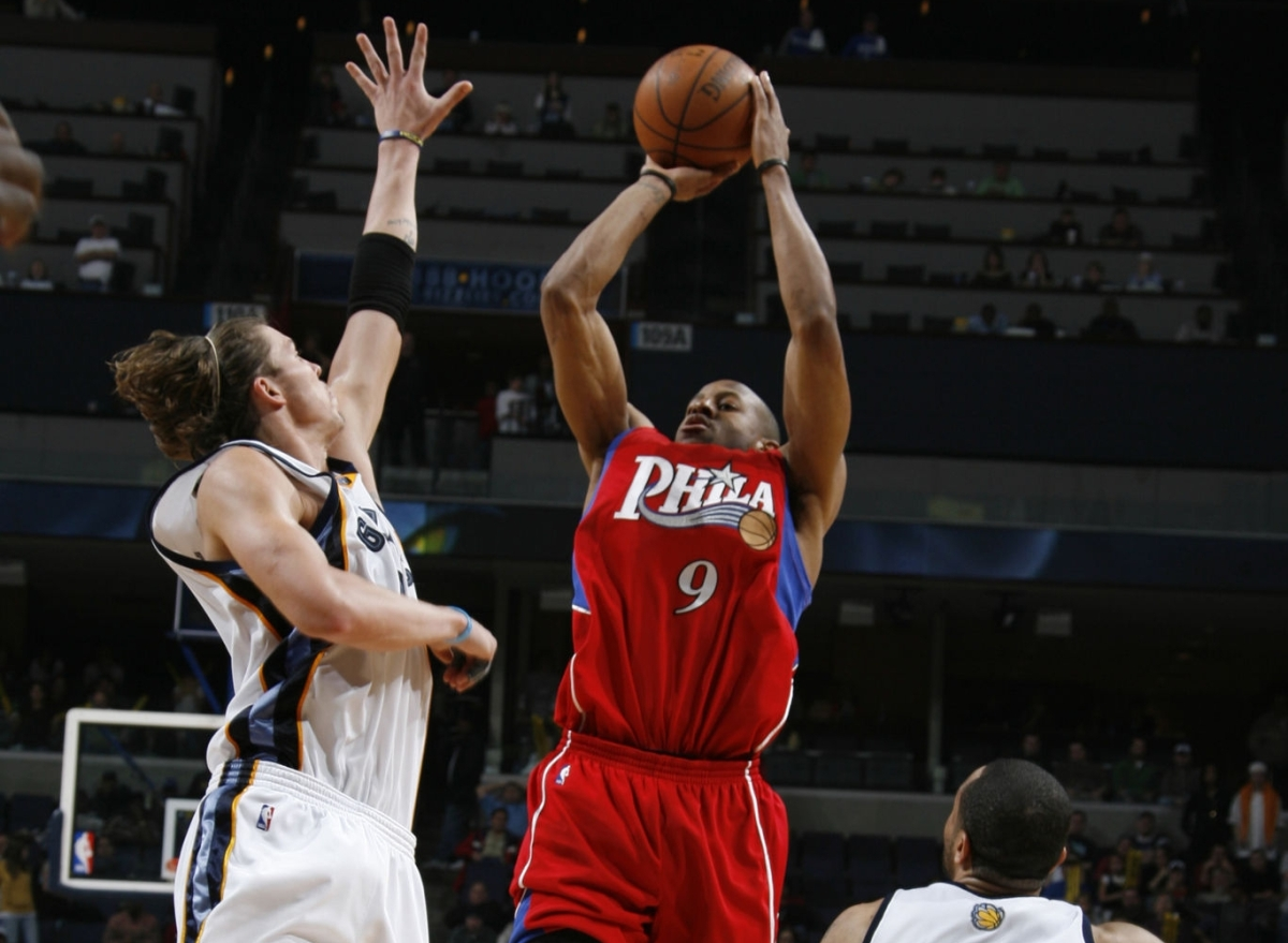 Andre Iguodala, Philadelphia 76ers