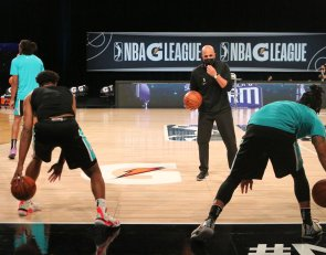 Diary of a coach at the G League bubble: Time to play