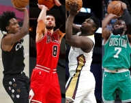 The Most Improved Player on each team this season