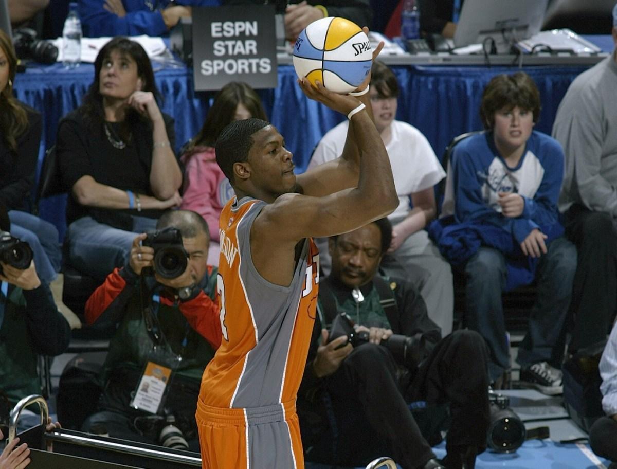 Joe Johnson, Phoenix Suns