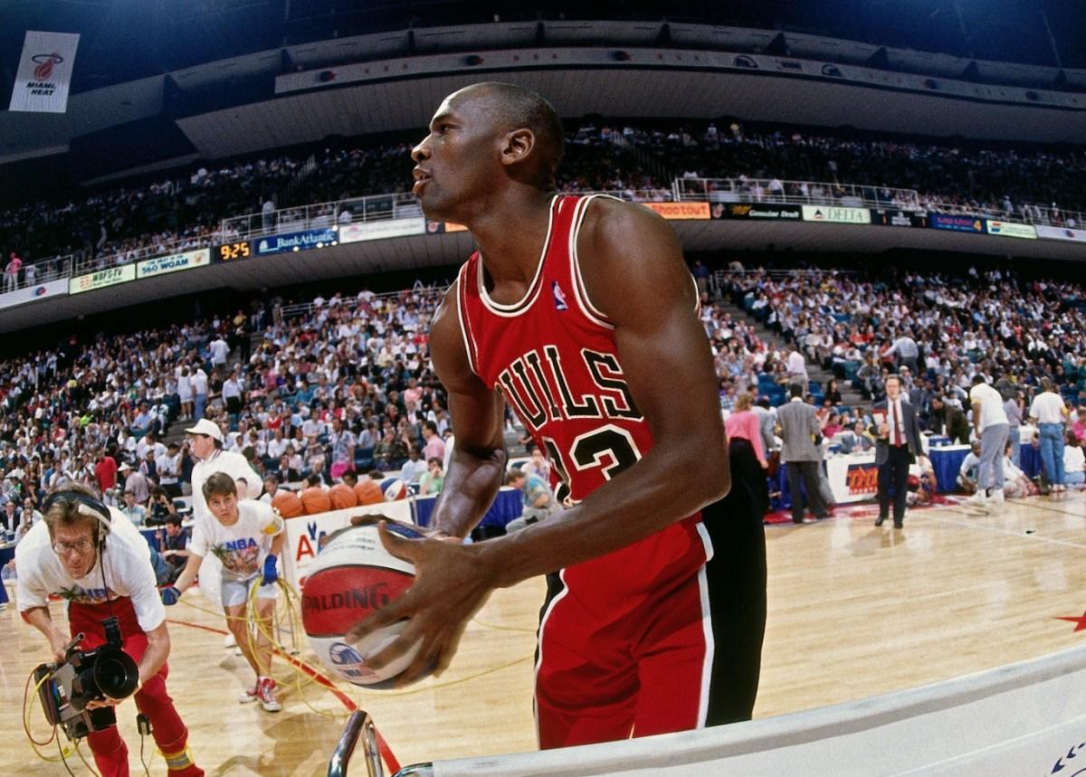 Michael Jordan, Chicago Bulls