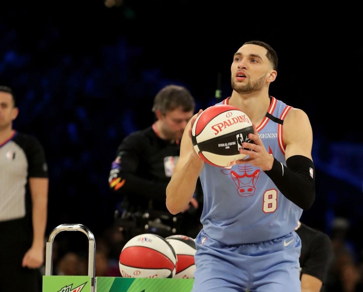 Zach LaVine, Chicago Bulls