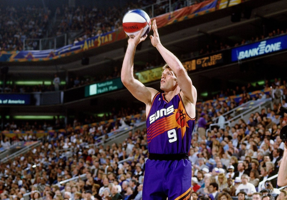 Dan Majerle, Phoenix Suns