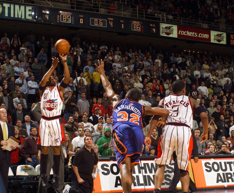 Moochie Norris, Houston Rockets