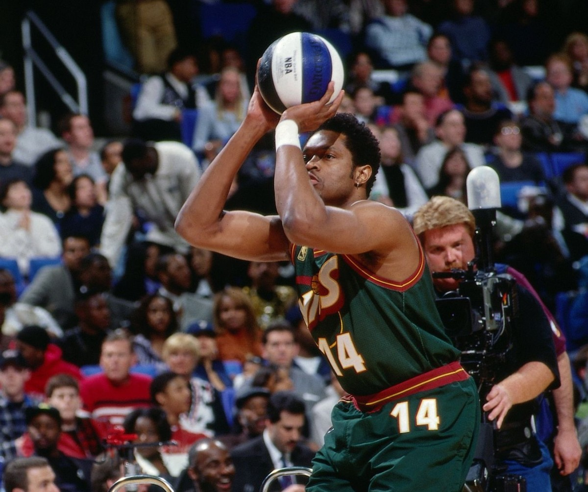 Sam Perkins, Seattle SuperSonics