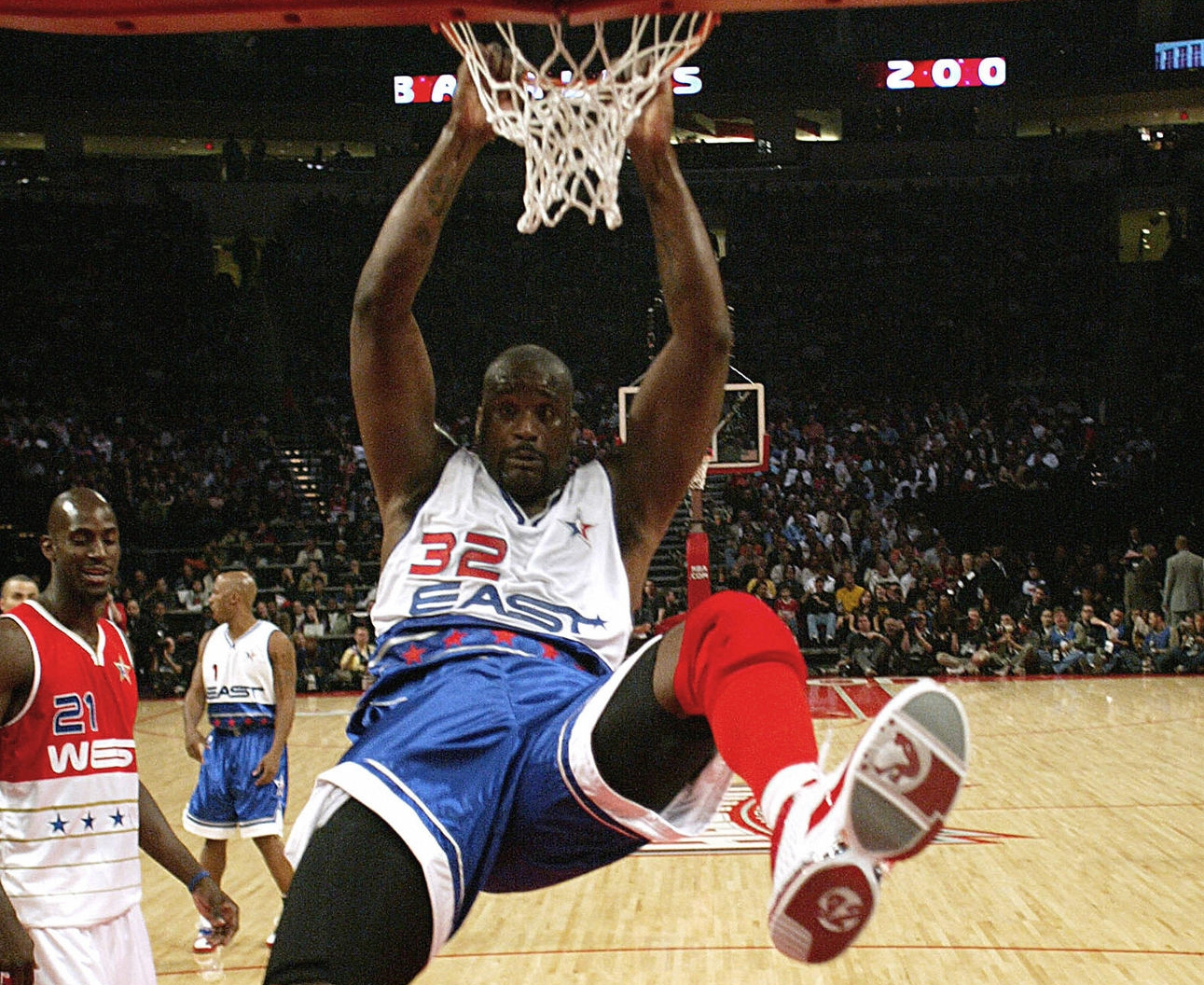 Shaquille O'Neal, All-Star Game