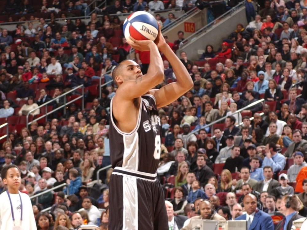 Steve Smith, San Antonio Spurs
