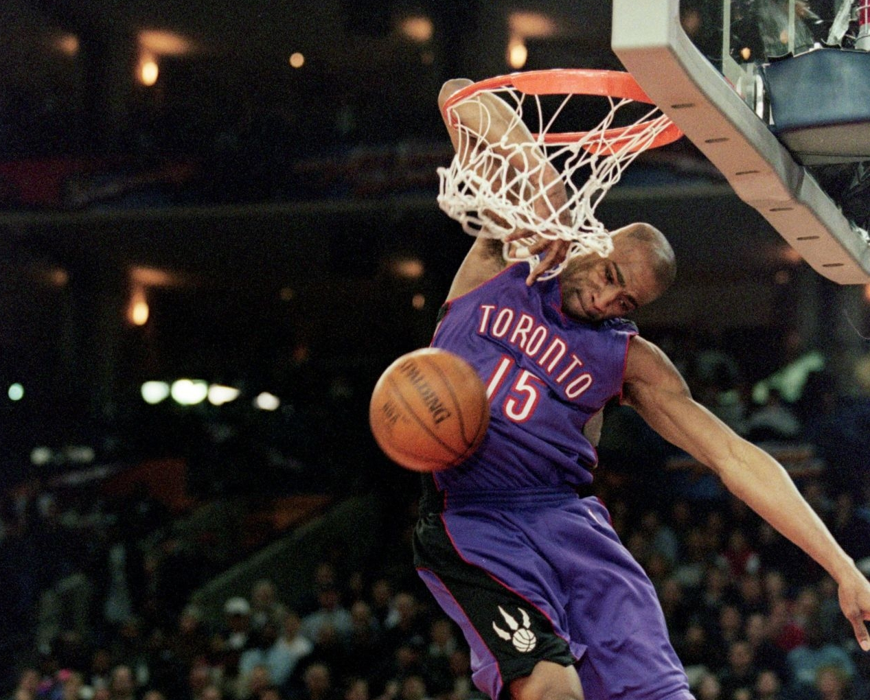 Vince Carter, Toronto Raptors