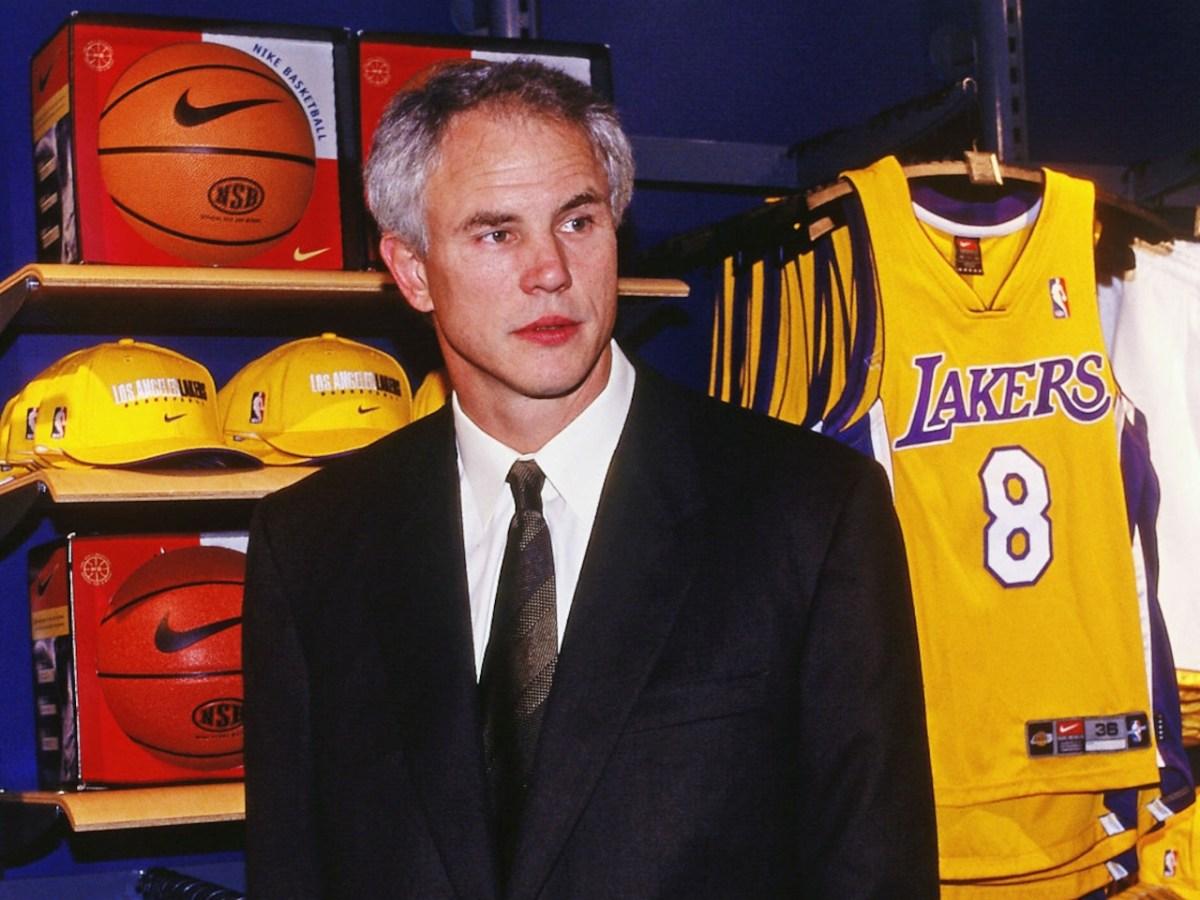 Mitch Kupchak, Lakers