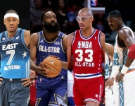 NBA legends who never won All-Star Game MVP