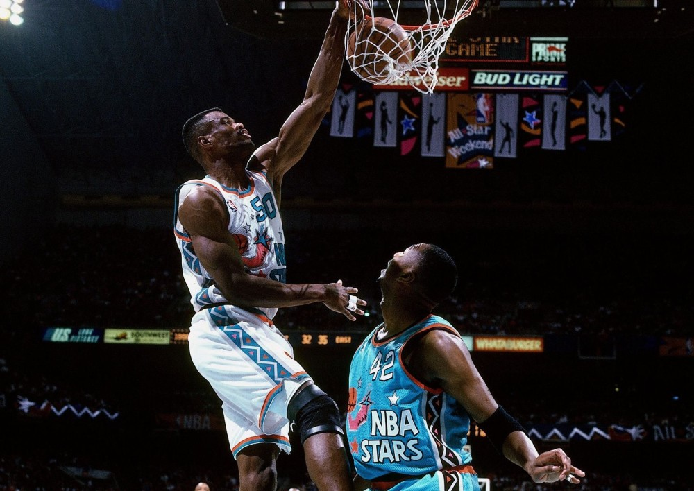 David Robinson, All-Star Game