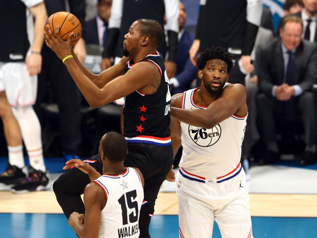 Kevin Durant, All-Star Game