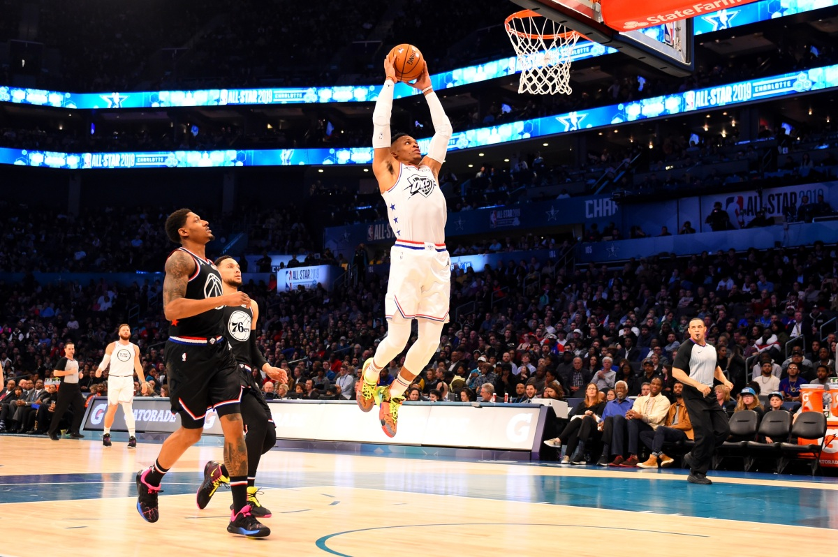 Russell Westbrook, All-Star Game