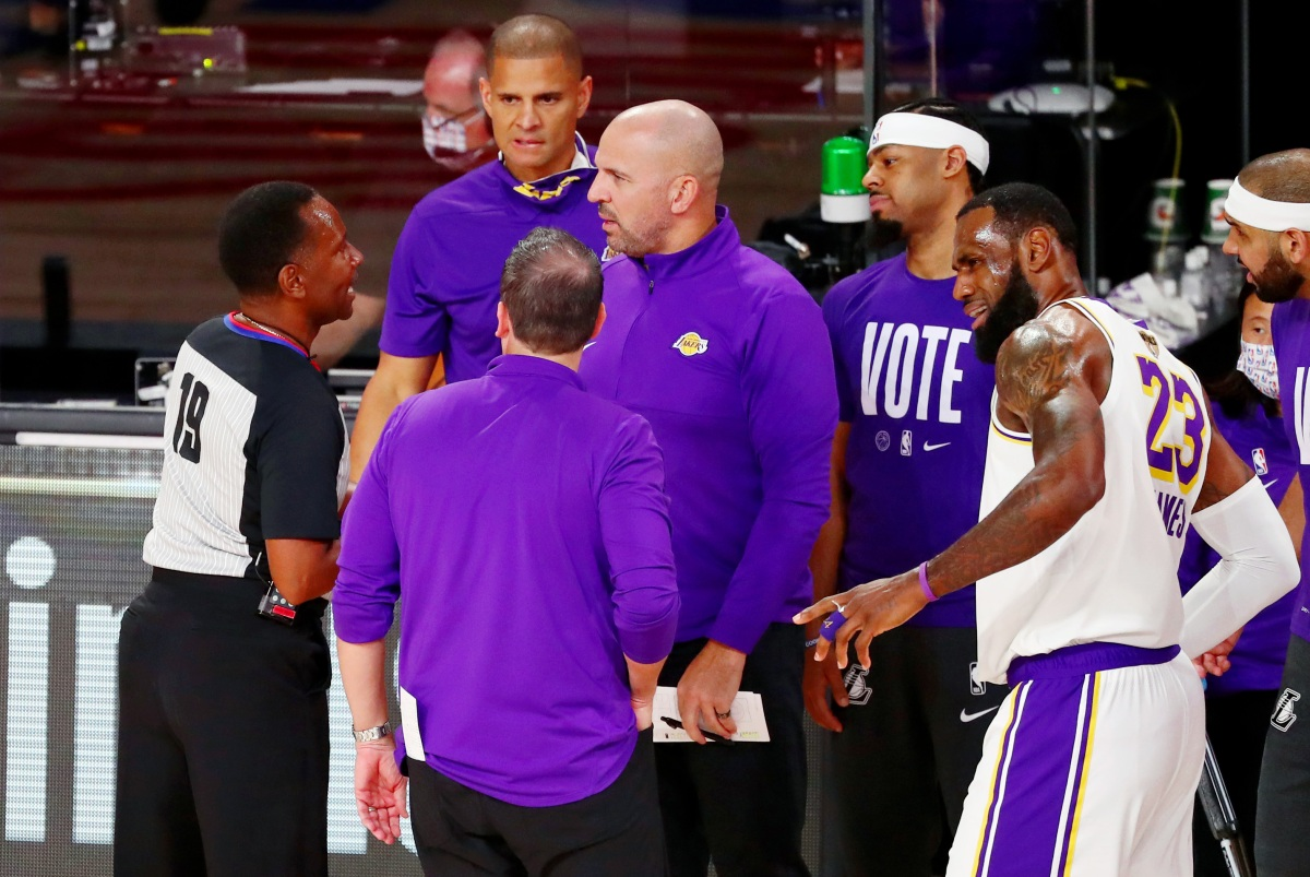 Jason Kidd, Los Angeles Lakers