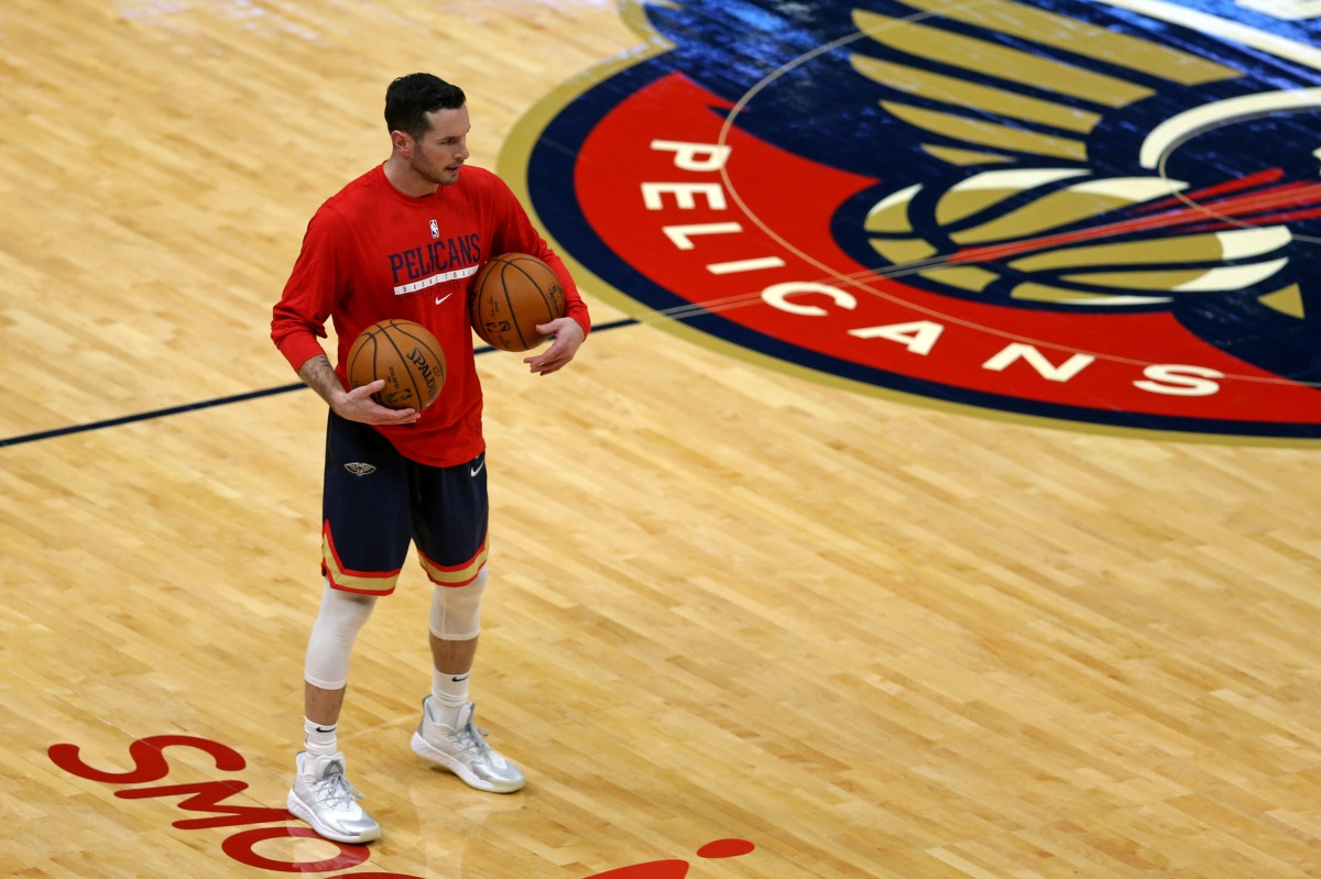 JJ Redick, New Orleans Pelicans