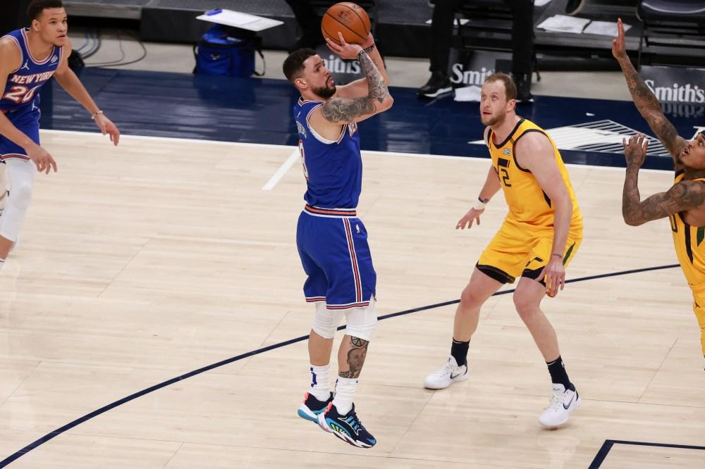 Austin Rivers, New York Knicks