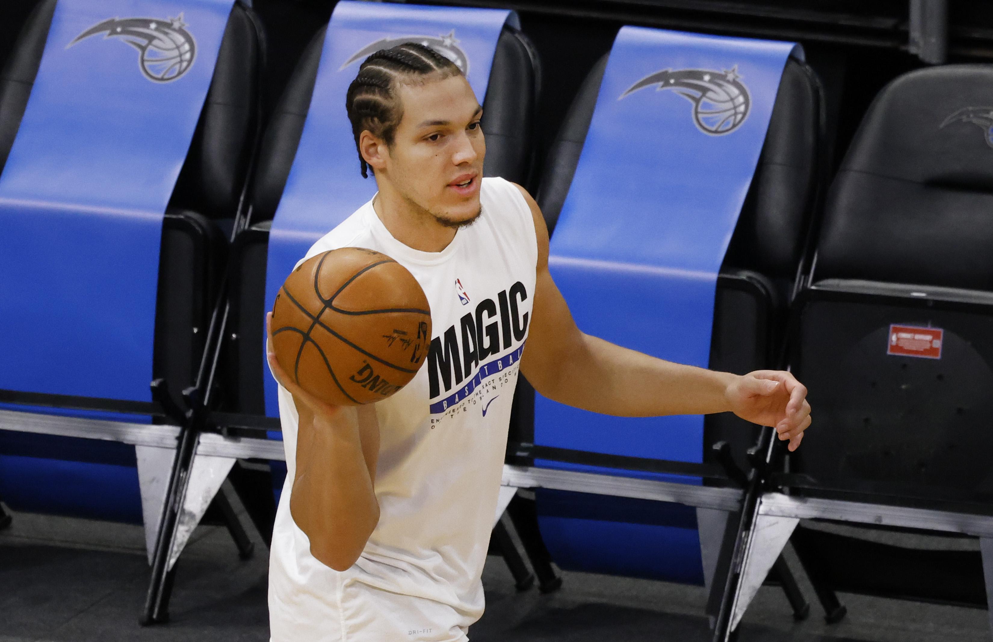 Aaron Gordon, Orlando Magic