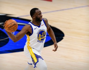 Draymond Green is the first rotation player ever to average more rebounds and assists than points