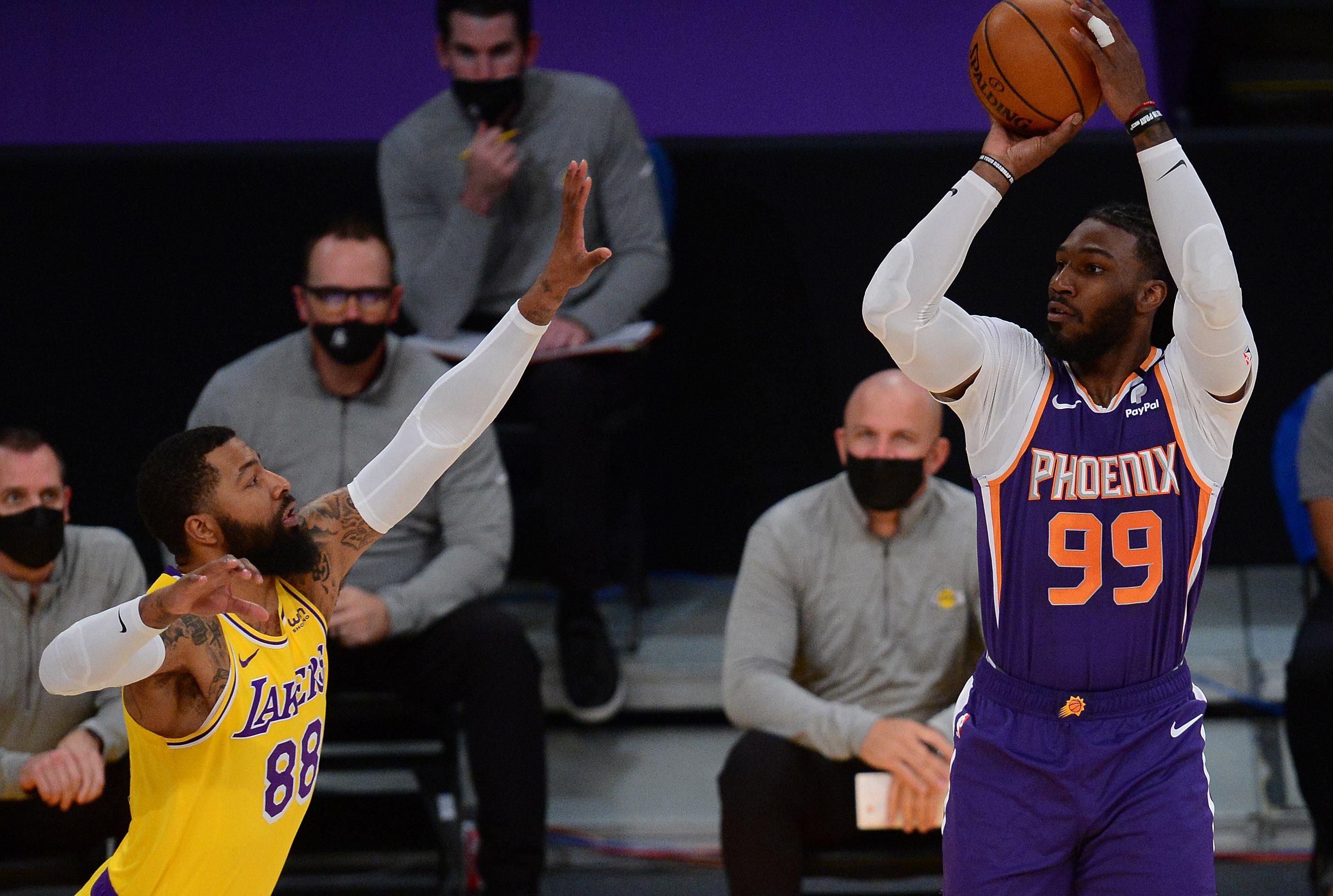 Jae Crowder, Phoenix Suns