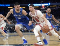 The pick-and-roll with Nikola Vucevic and Zach LaVine will be glorious