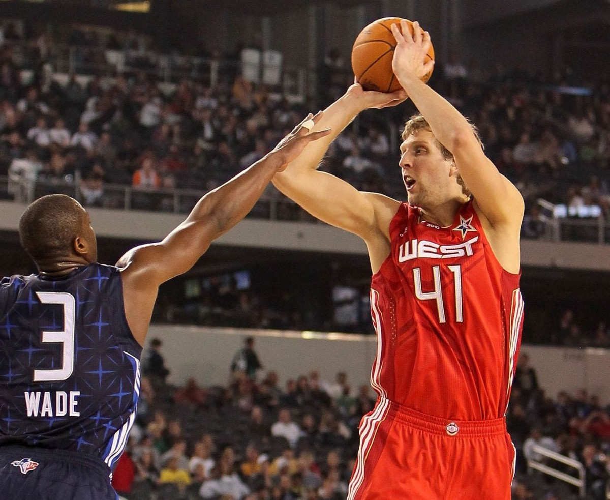 Dirk Nowitzki, All-Star Game