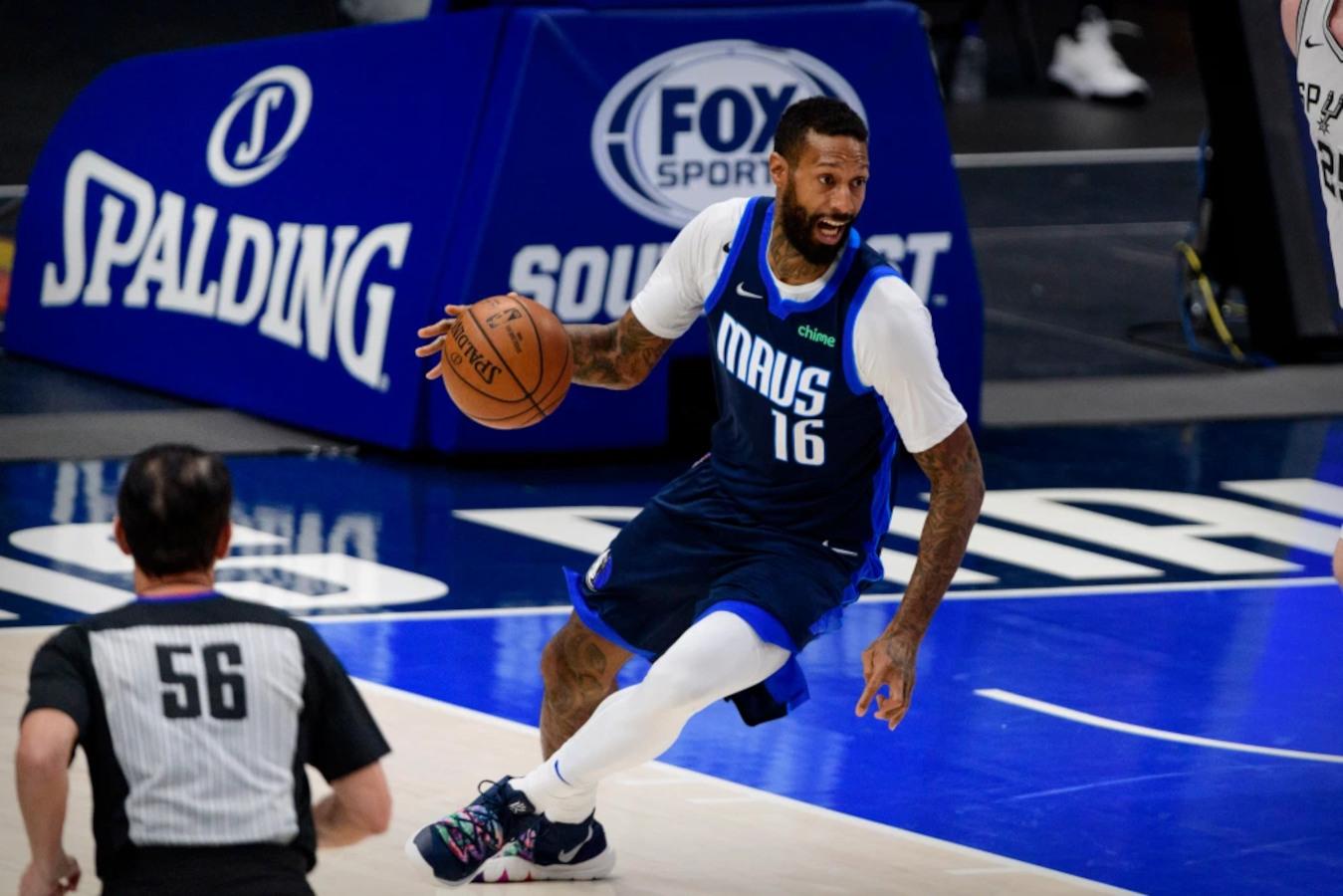 James Johnson, Dallas Mavericks