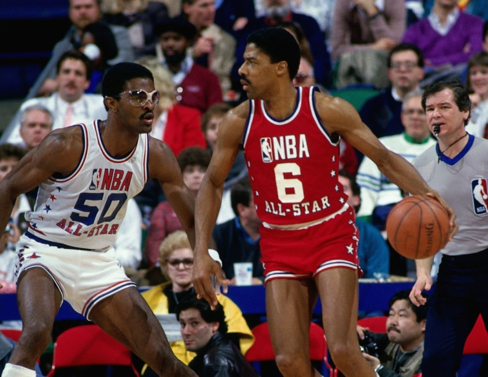 Julius Erving, All-Star Game