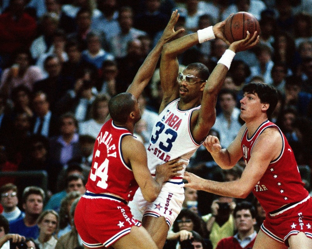Kareem Abdul-Jabbar, All-Star Game