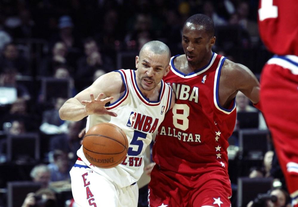 Jason Kidd, All-Star Game