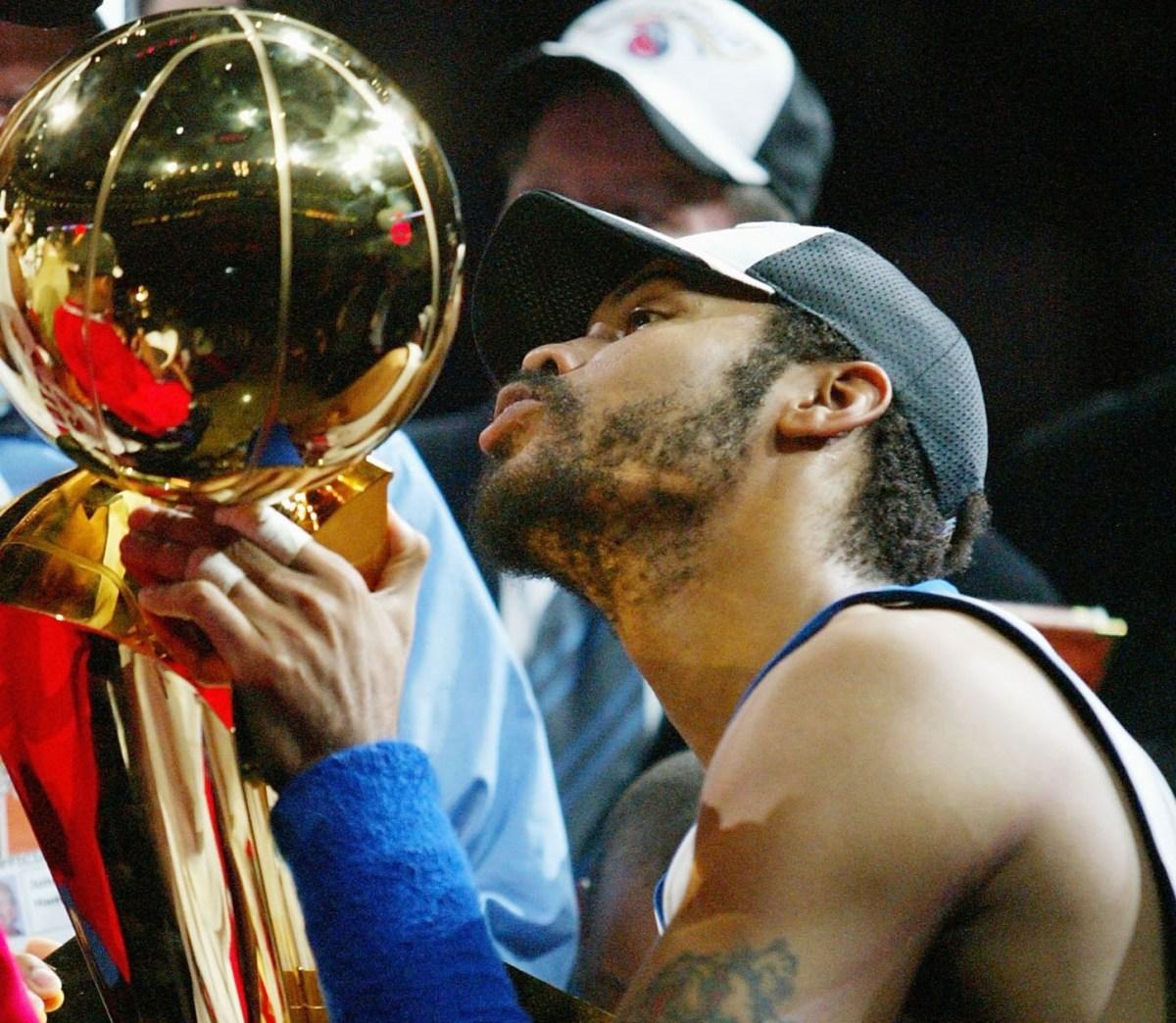 Rasheed Wallace, Pistons 2004