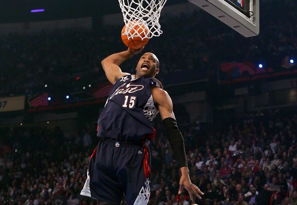 Vince Carter, All-Star Game