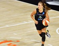 WNBA star Sabrina Ionescu: 'We hope to empower a younger generation of girls'
