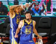 Stephen Curry is the oldest player ever to average 35-plus points in a month
