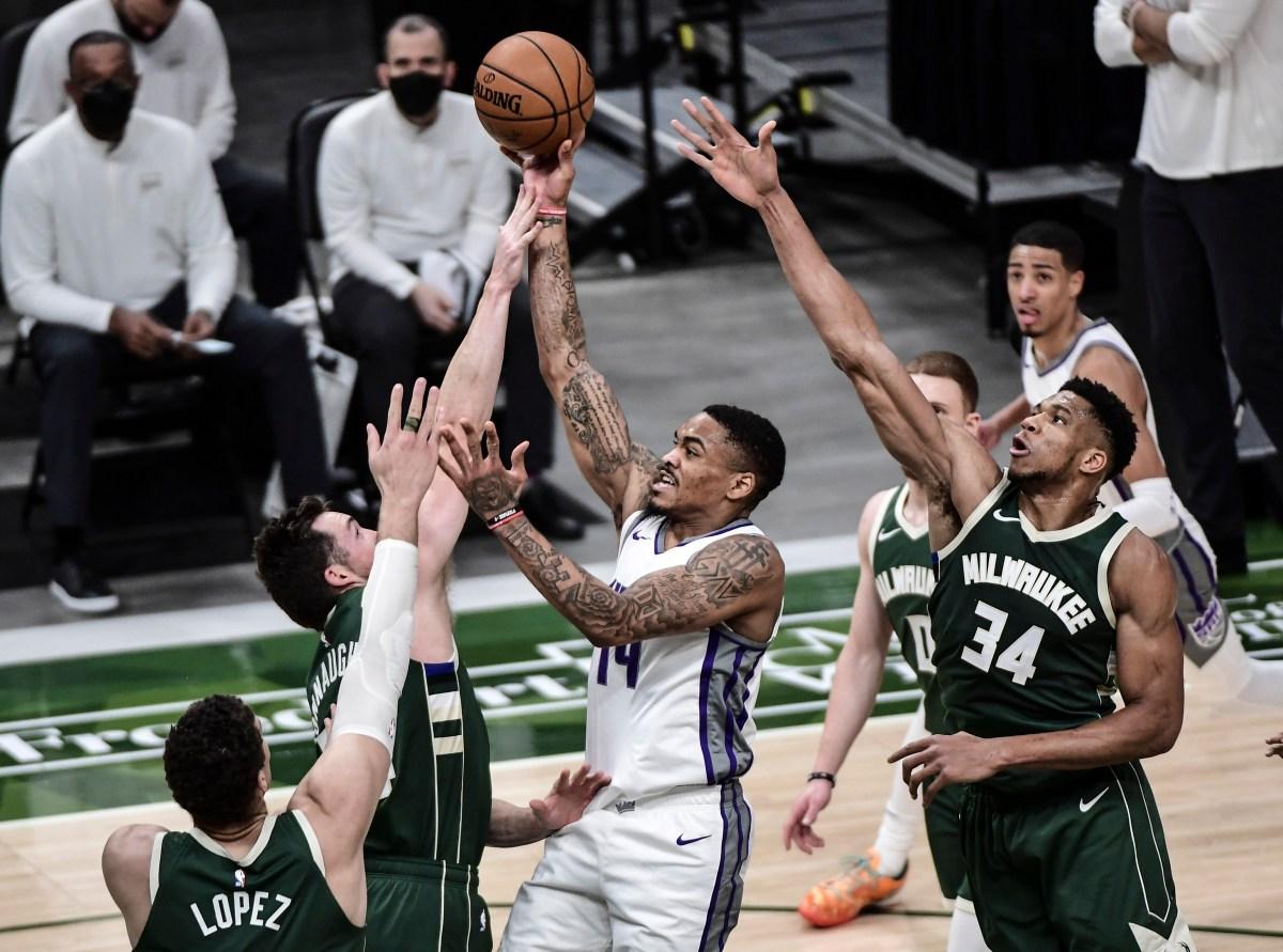 DaQuan Jeffries, Sacramento Kings