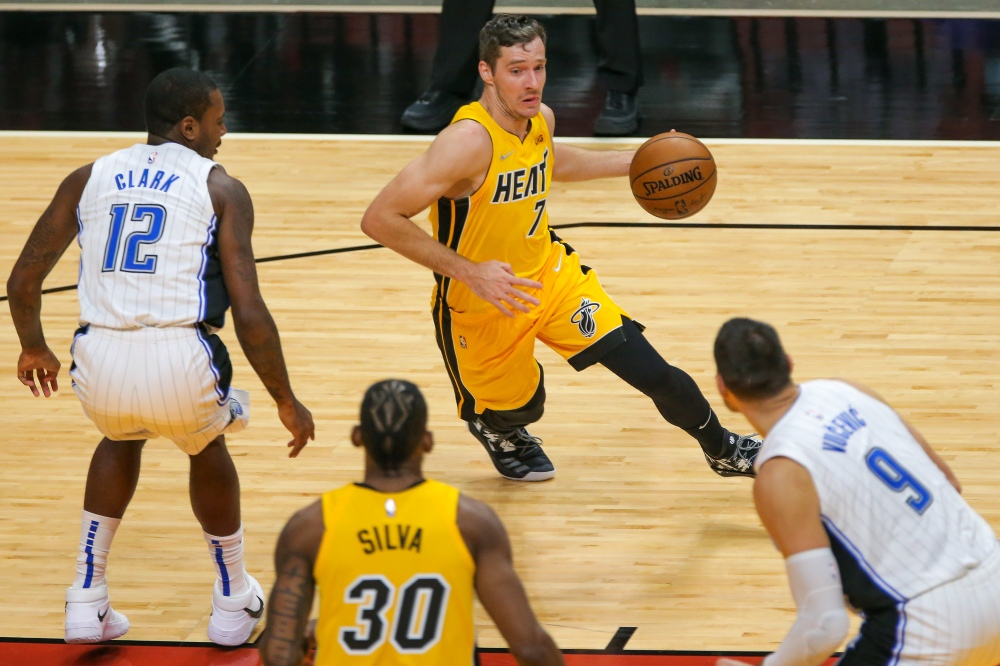 Goran Dragic, Miami Heat