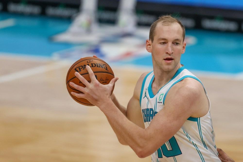 Cody Zeller, Charlotte Hornets
