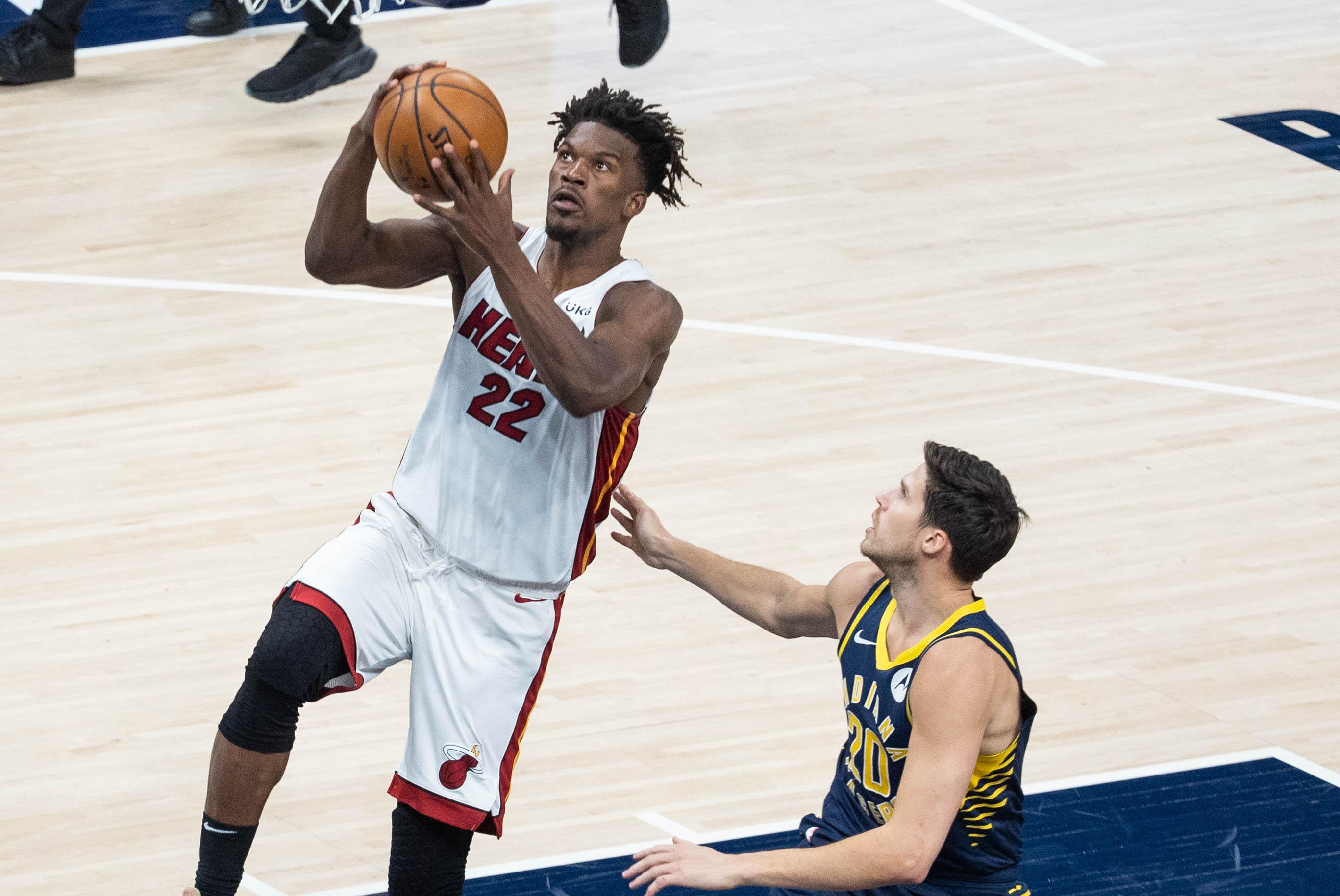 Jimmy Butler, Miami Heat