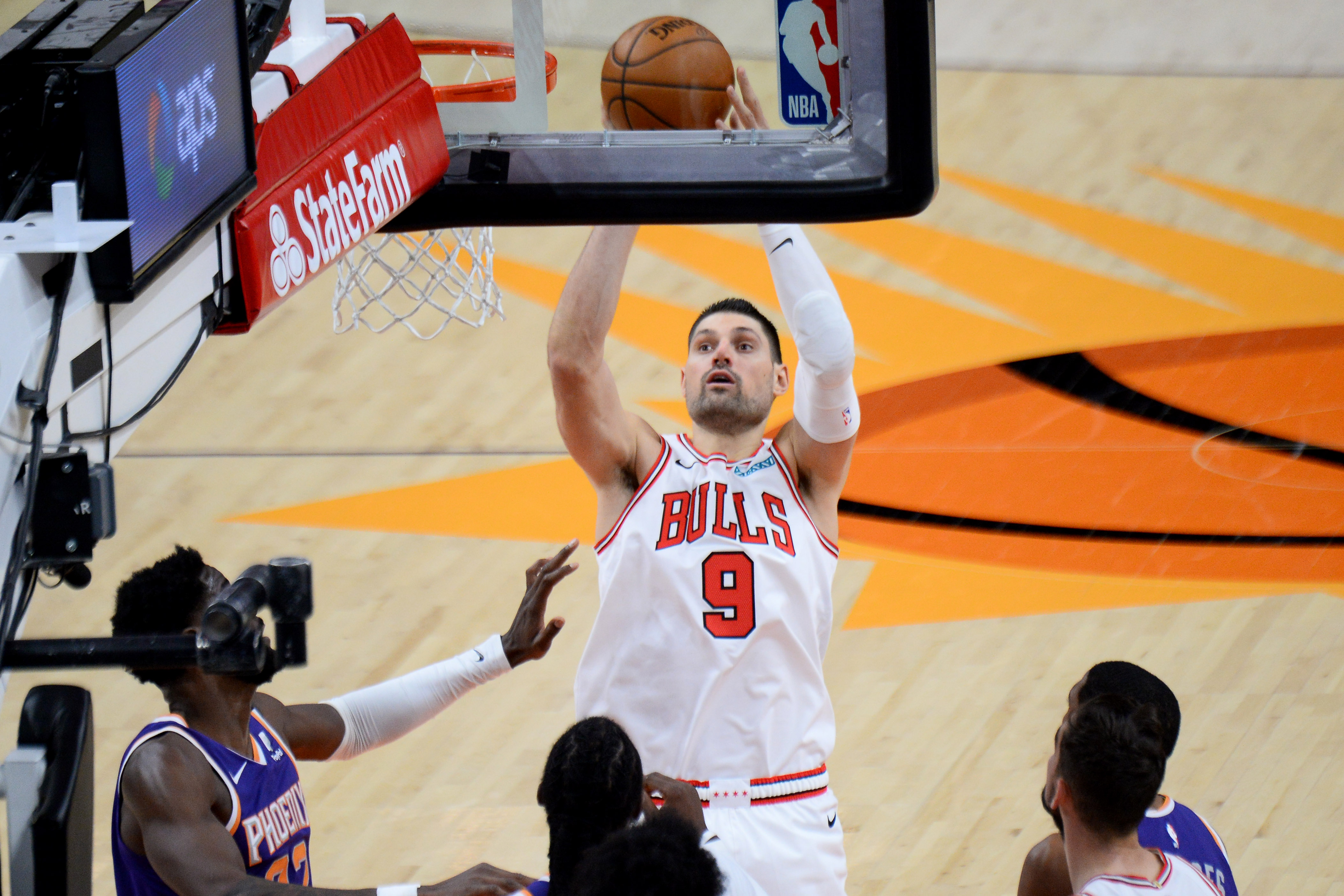 Nikola Vucevic, Chicago Bulls