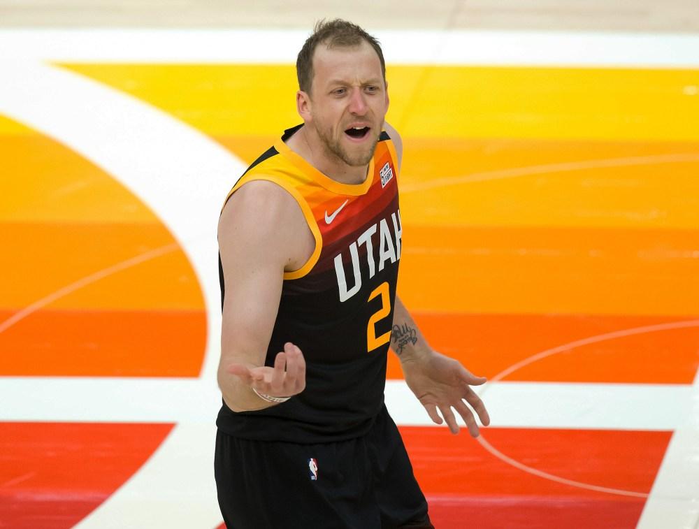 Joe Ingles, Utah Jazz