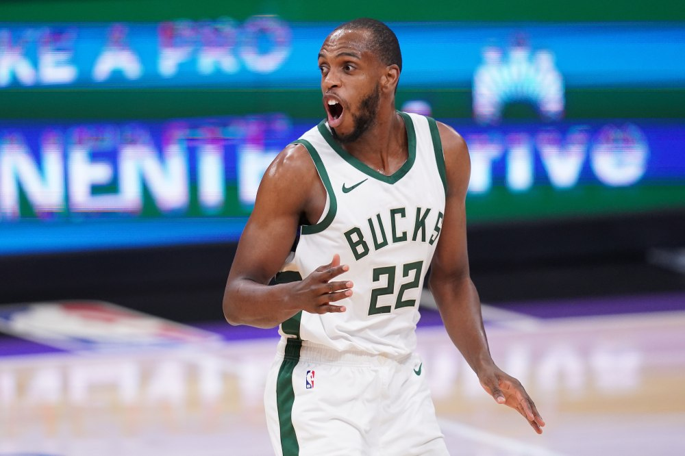 Khris Middleton, Milwaukee Bucks