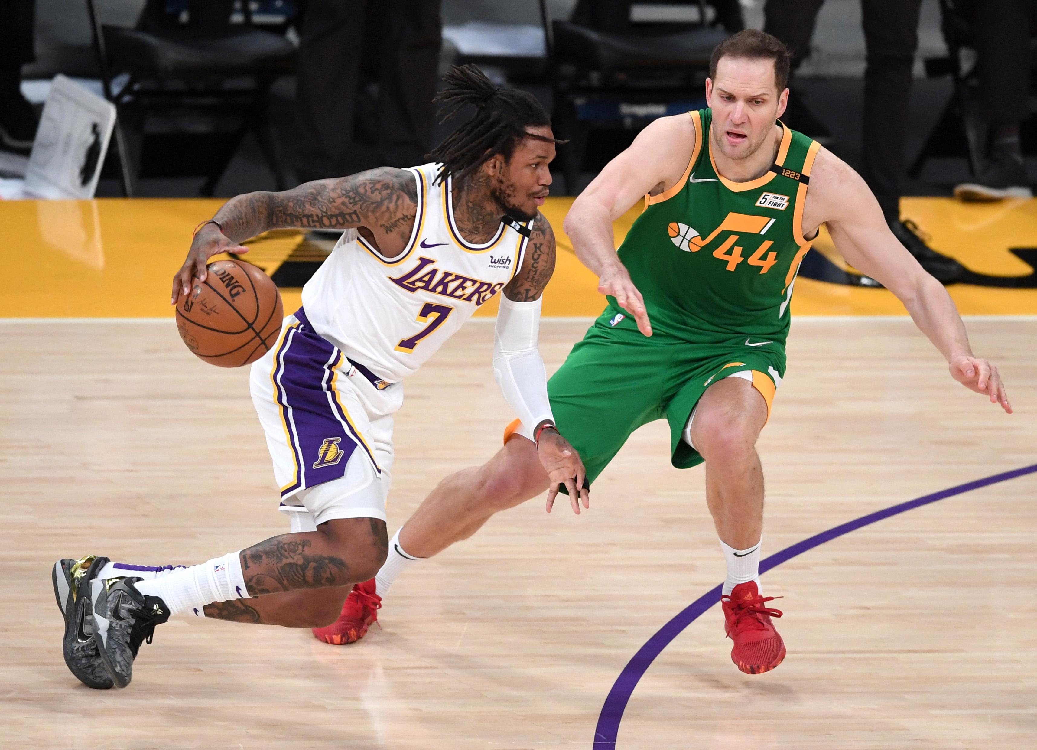 Ben McLemore, Los Angeles Lakers