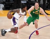 Source: Lakers free agent Ben McLemore agrees to deal with Portland Trail Blazers