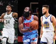 These are the best players at each offensive play type in the NBA