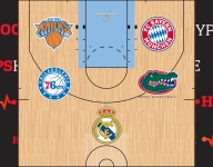 Logo quiz 3.0: Whose starting lineups are these?