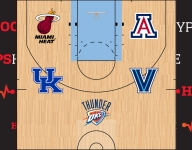 Logo quiz: Whose starting lineups are these?