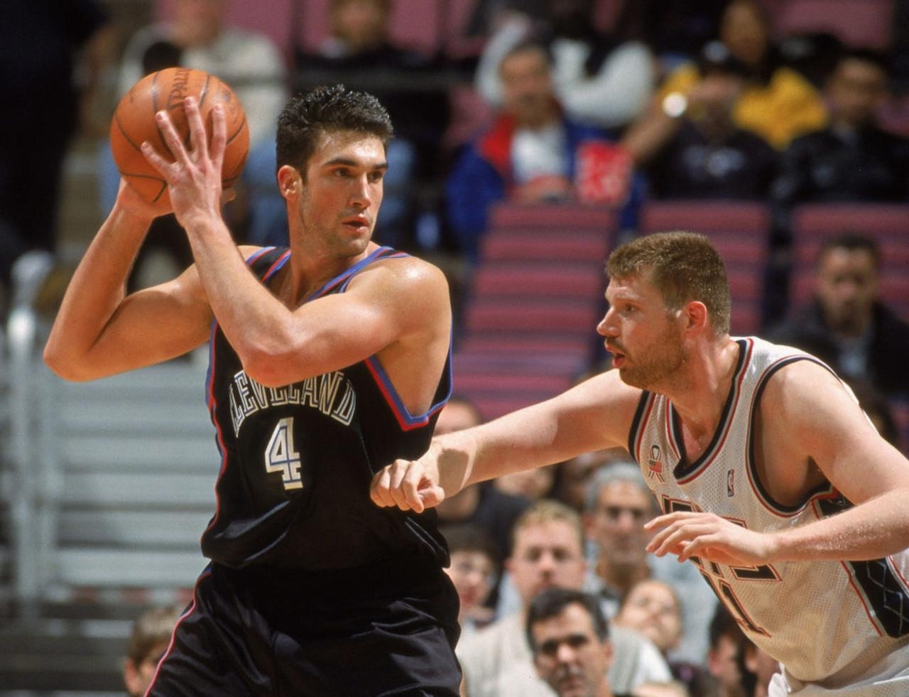 Chris Mihm, Cleveland Cavaliers